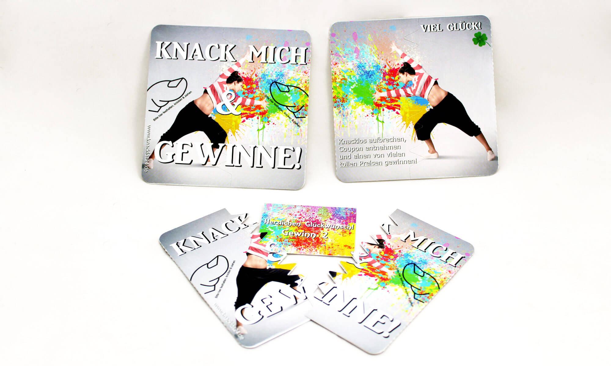 Knacklos Design Color Splash